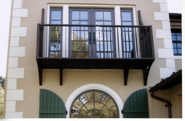 Balcone elegante