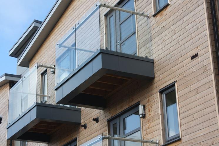 Doppio balcone