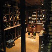 La cella per vini