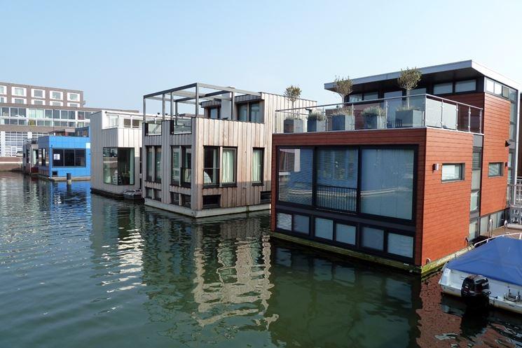 Case galleggianti costruire casa tipologia casa - Costruire la casa ...
