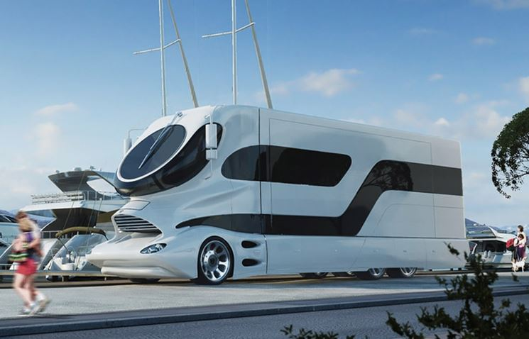 Casa mobile luxury