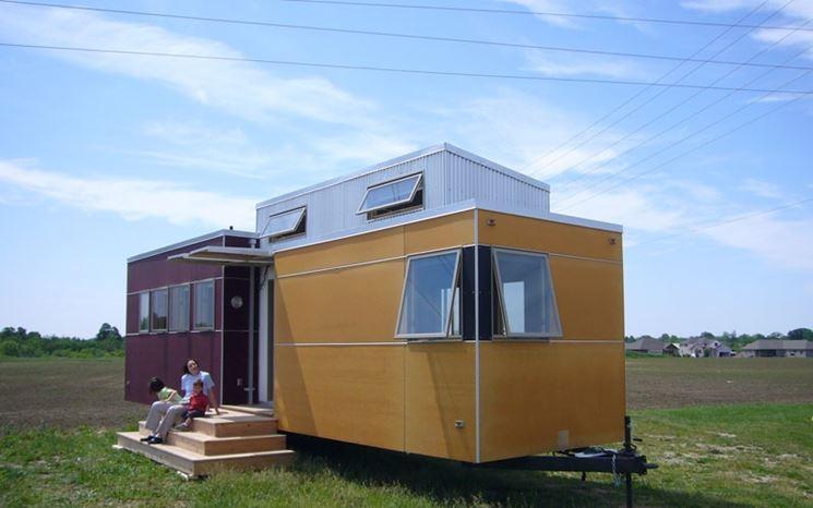 Esempio di casa mobile