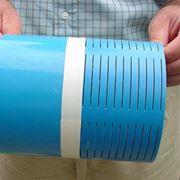 Riparazione tubo in pvc