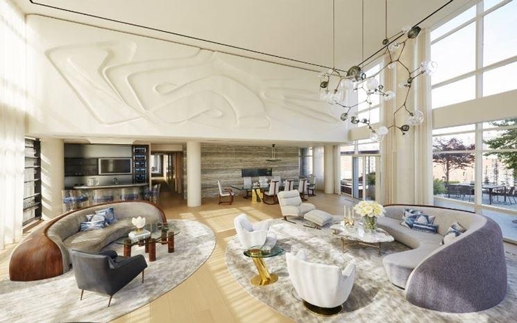 I Design Dei Loft Moderni