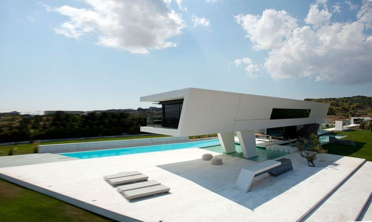 La casa del futuro costruire casa case futuristiche for Case futuristiche