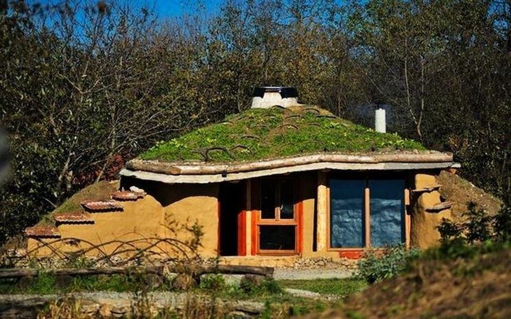 Casa domotica con roof garden