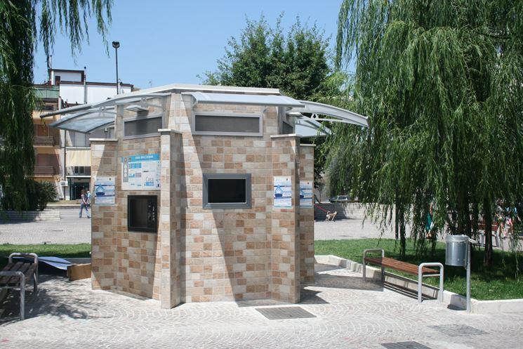 casa dell'acqua pomigliano