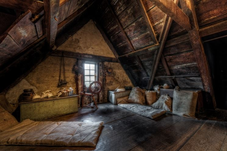 Vecchia soffitta