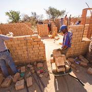 costruire casa mattoni