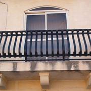 balcone aggettante