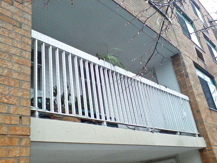 Balcone ad incasso