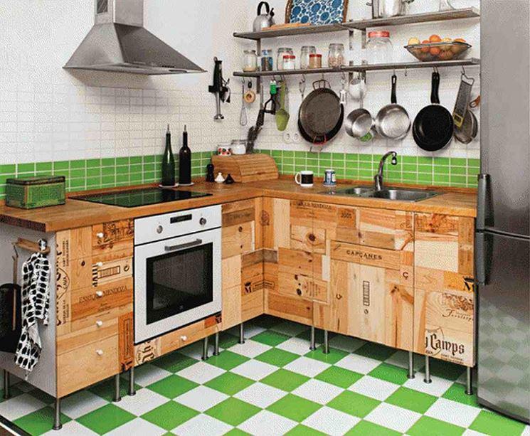 Cucina fai da te - Cucine - Realizzare cucina fai da te