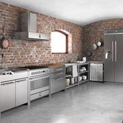cucina moderna free standing