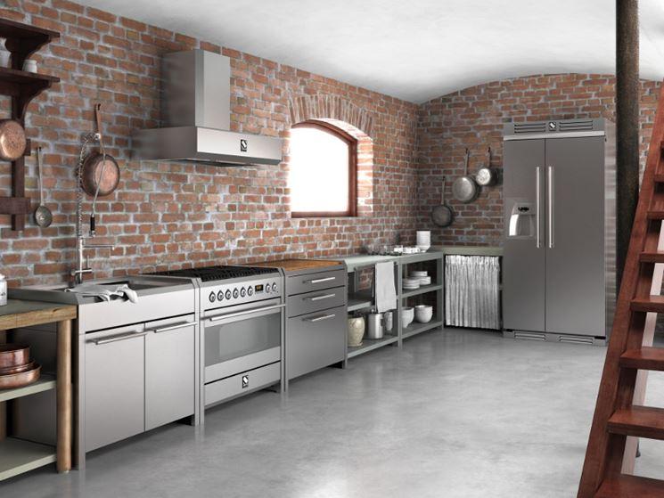 Cucine free standing - Cucine - La comodità delle cucine ...