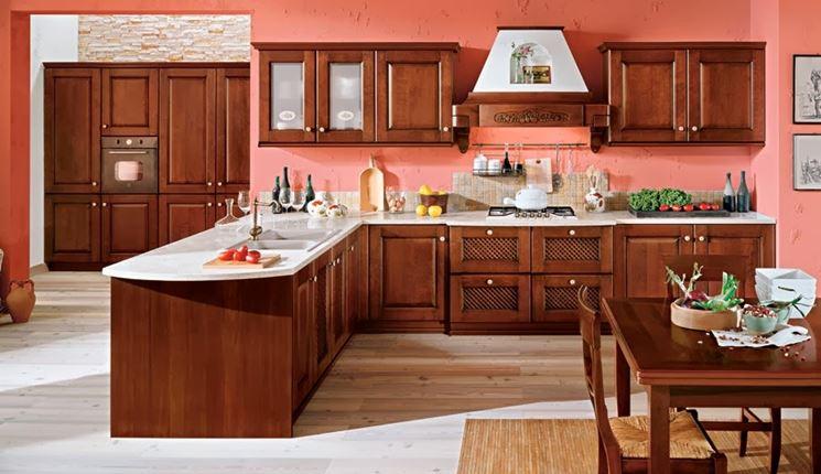 Cucina Con Isola Classica. Cucine Con Isola Centrale Bellissimo ...