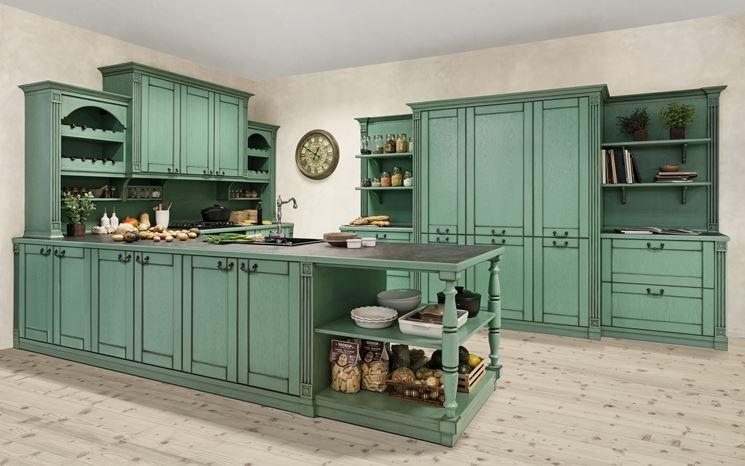 Cucine stile provenzale - Cucine - Scegliere con una cucina in stile ...