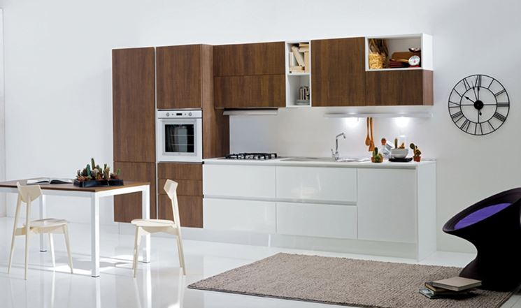 Fissaggio pensili cucina cucine come fissare pensili for Accessori pensili cucina