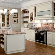 Una elegante cucina classica