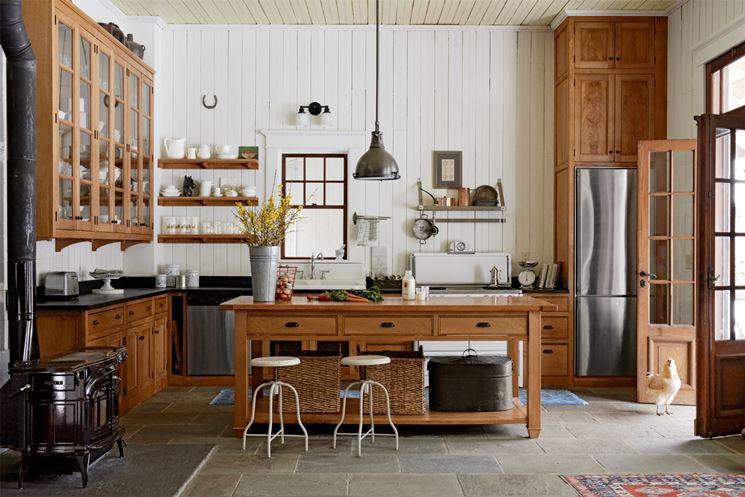 La cucina classica - Cucine - Stile cucina