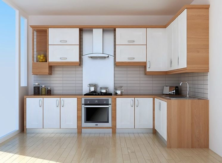 Cucina design low cost