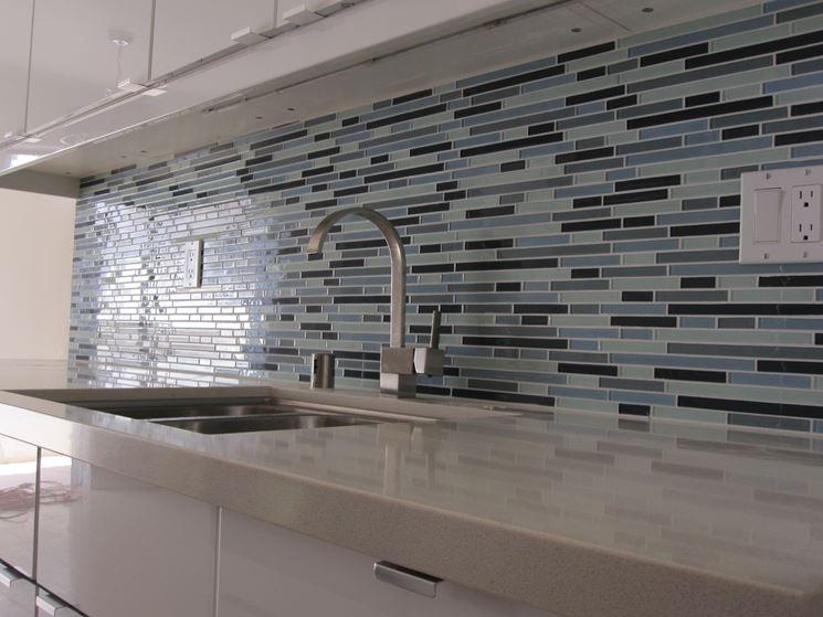 Briel.space | Cucina Piastrelle Moderna