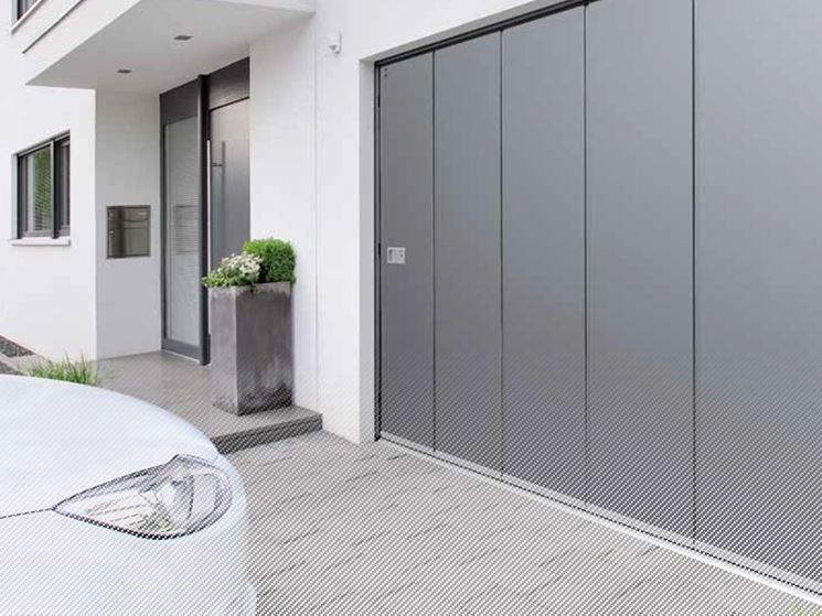 porta Garage automatica scorrevole