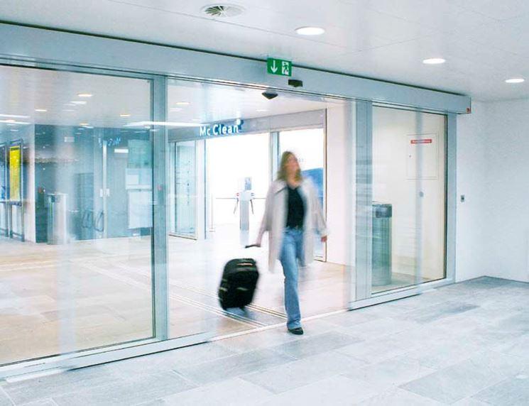 Porte automatiche scorrevoli porte interne tipi di porte automatiche scorrevoli - Porte scorrevoli costi ...