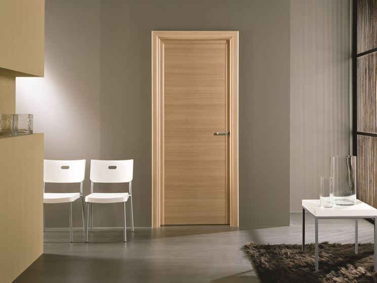Porta interna in laminato
