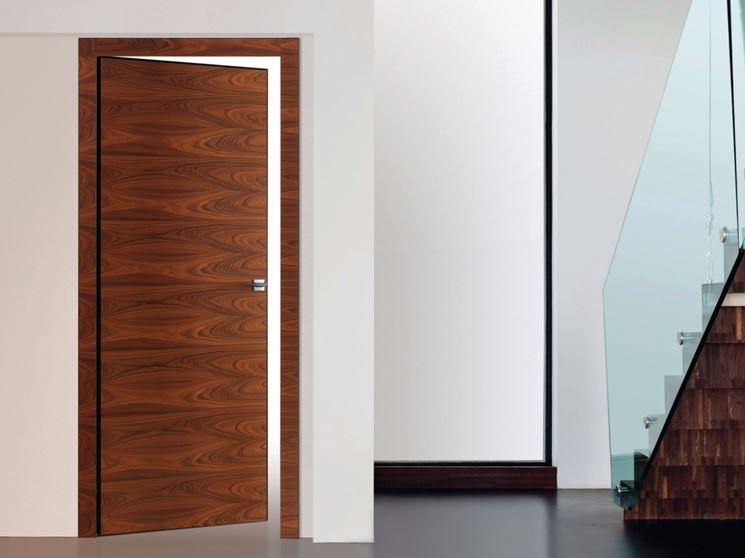 Porte in legno prezzi porte interne costo delle porte - Rinnovare porte interne tamburate ...