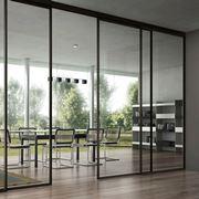 esempio di porte in vetro