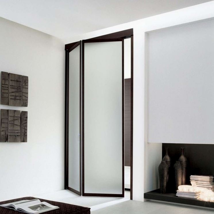 Porte in vetro - Porte interne - Caratteristiche delle porte in vetro