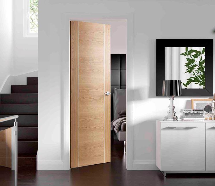 Delle porte per interni with colori per porte interne - Idee porte interne ...