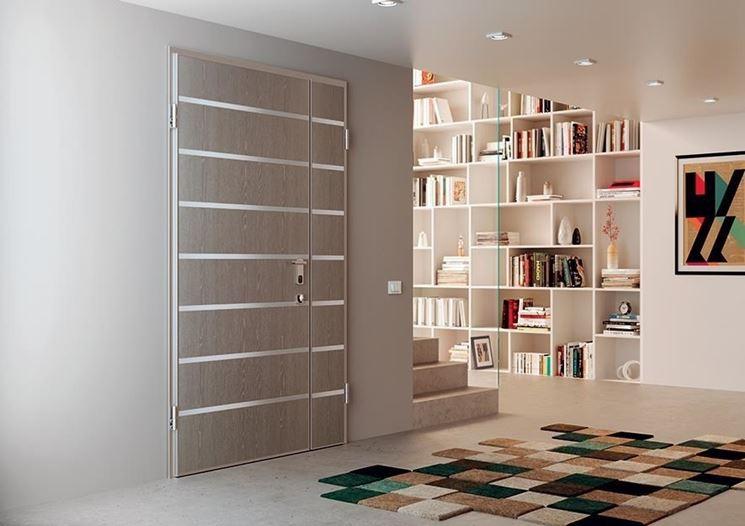 Sollevare porta blindata che striscia sul pavimento porte interne consigli per sollevare la - Porta finestra blindata ...