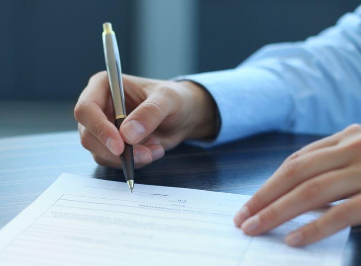 firma contratto affitto