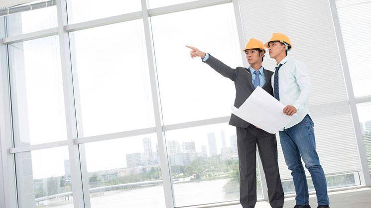 Ispezione edificio