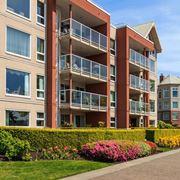 Un condominio di appartamenti