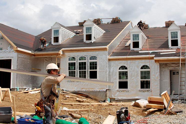 costruzione abitazione