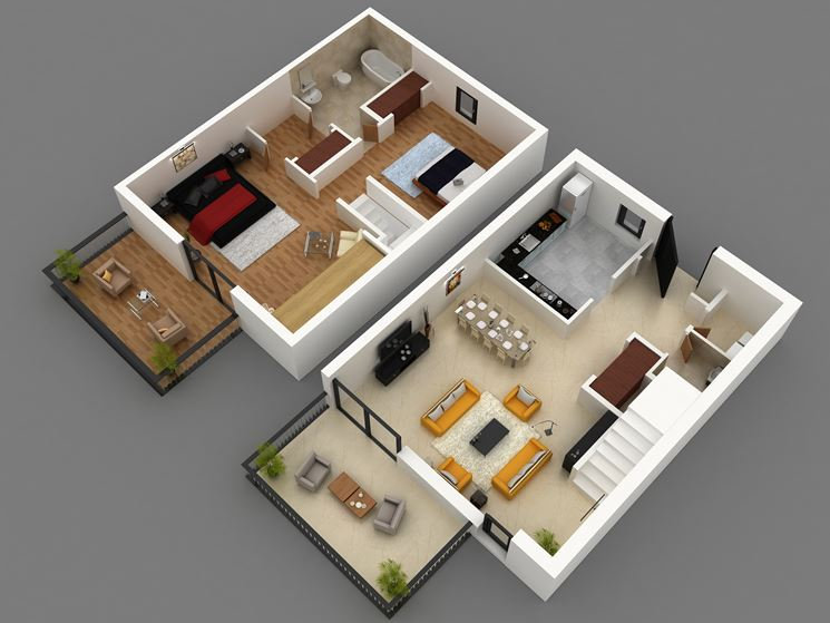 I piani di sicurezza regole tasse casa sicurezza edile for Piani di casa del condominio