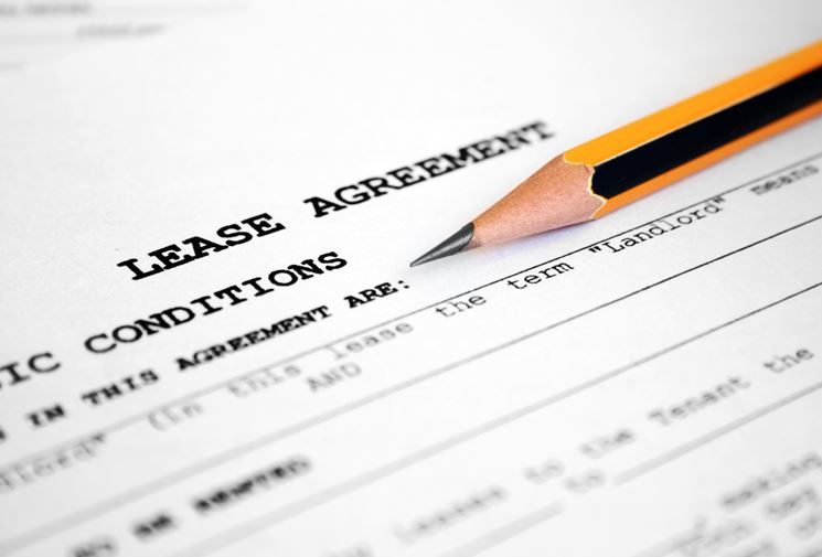 Contratto di locazione immobiliare