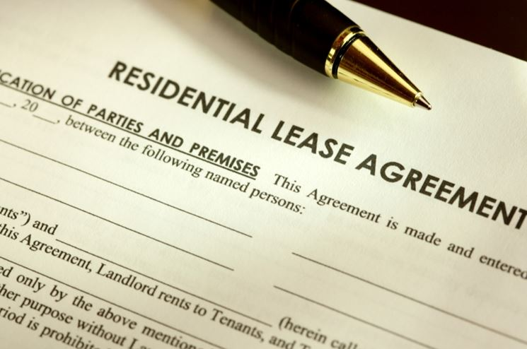 Contratto di locazione residenziale