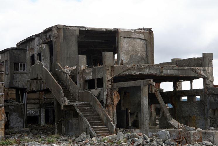 Edificio in rovina