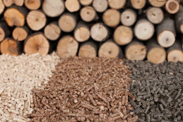 Tipologie pellet