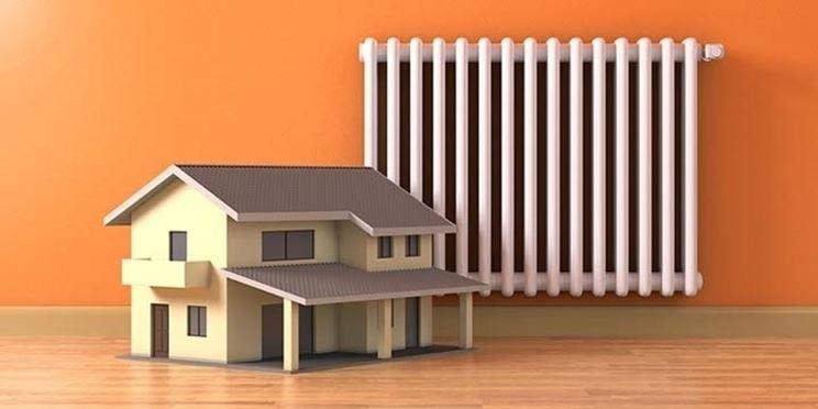 Casa termosifone