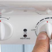 Regolazione manuale caldaia