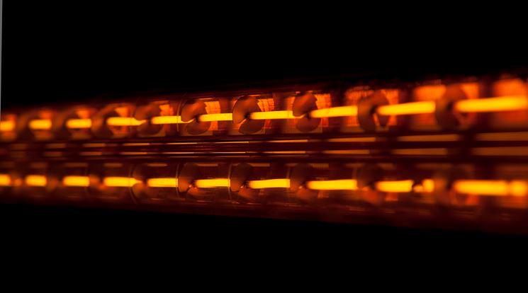 Pannello per riscaldamento a infrarossi