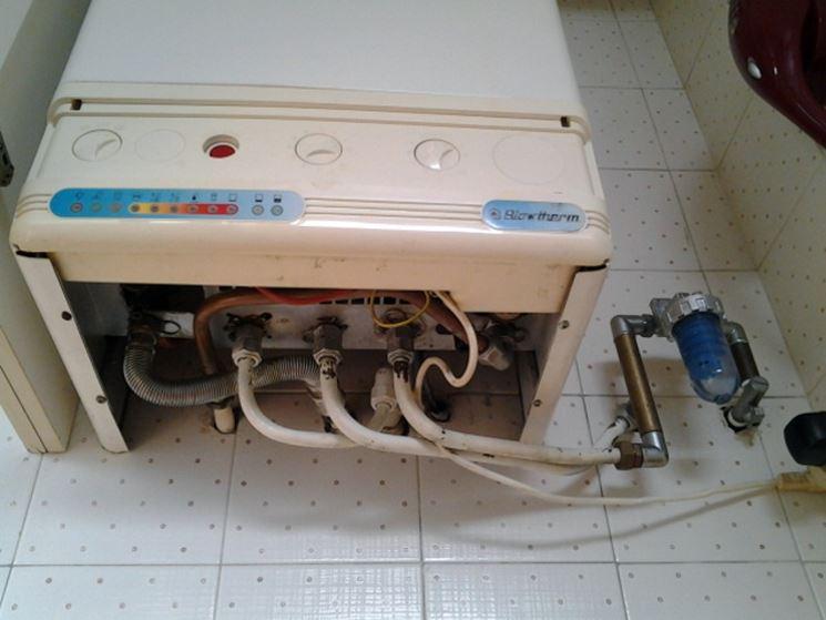 Come sostituire la caldaia