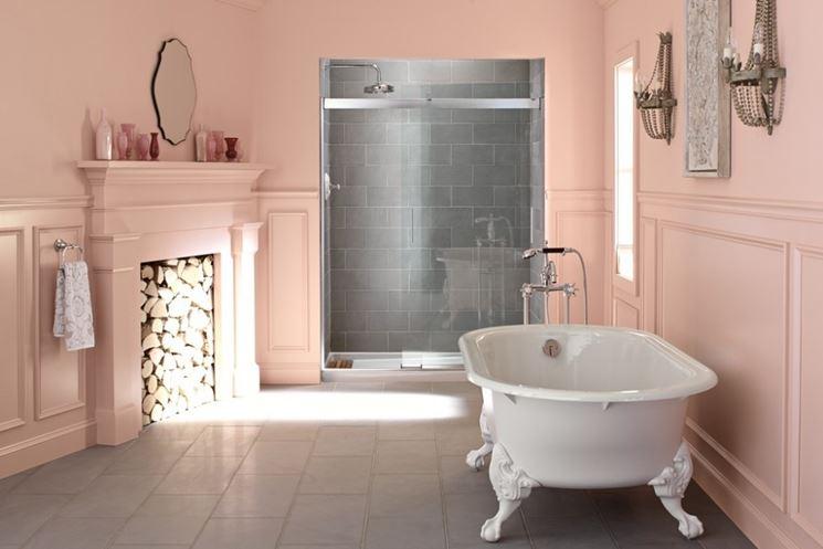 Bagno in stile classico