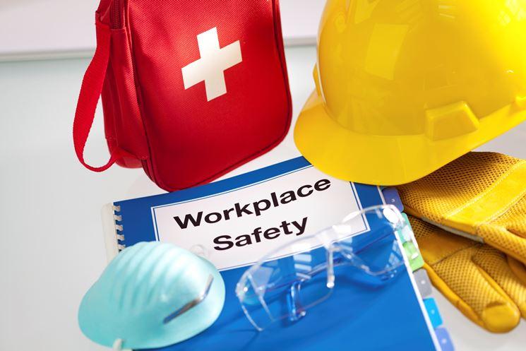 Strumenti per la sicurezza sul luogo di lavoro