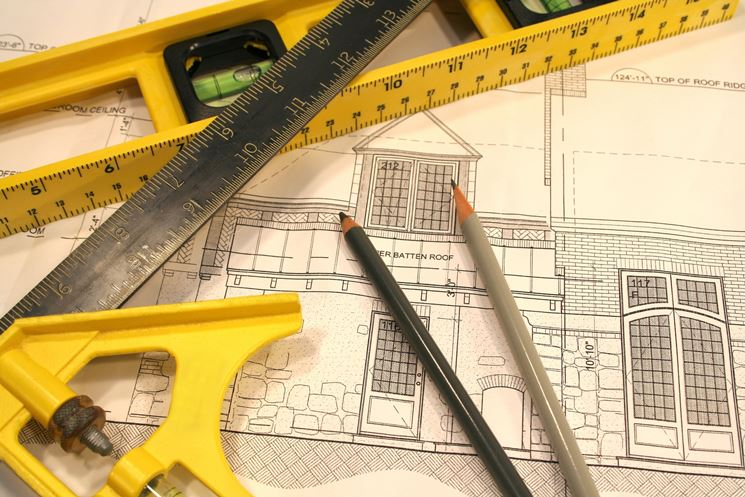 Allegoria della ristrutturazione di una casa
