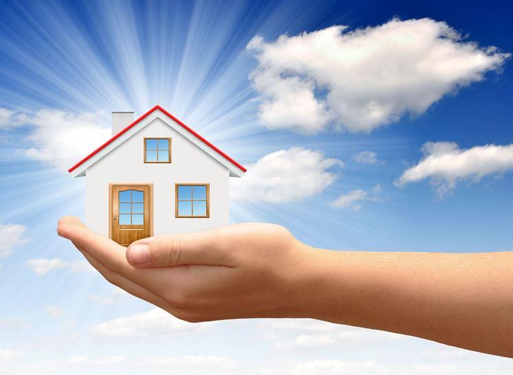 Una casa in una mano